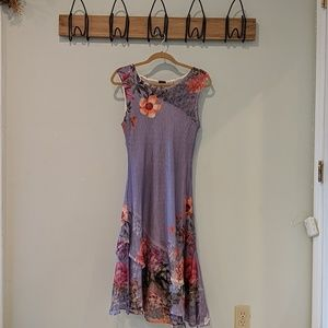 Gorgeous Komarov mid-length dress!